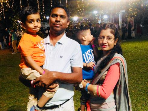 Bharat Talaisha & Pooja Talaisha